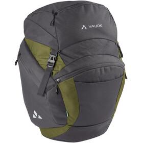 VAUDE OnTour Back Bag, grijs/groen